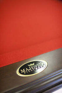 Solid Wood Pool Table ◄ Leather Pocket Brand NEW Windsor Region Ontario image 6