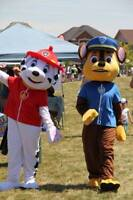 Invite Paw Patrol mascots to your child's Birthday Party!
