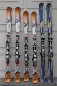 Men's downhill Skis Atomic M2tron twin tip 152 162 172 cm 1260 m