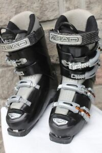 Ski boots head Edge 7.9 size US 9 to 9 ½ mondo 27.5 men's Flex I