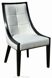 LEATHER n FABRIC DINING CHAIRS BARSTOOLS COUNTER STOOLS