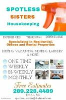 RESIDENTIAL & OFFICE CLEANERS