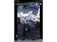 Quadzilla 2009 450cc ready to go