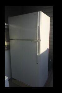 Used White Fridge For Sale $255/=....647 970 1612