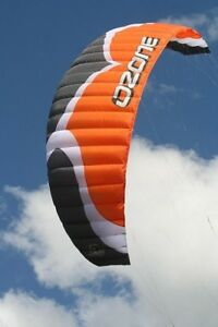 Traction foil Foil Kite ~Ozone Yakuza GT 8.3m with Prolink handl