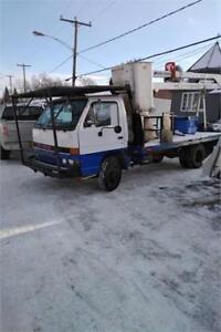 1989 GMC 400 NACELLE *BAS KM*AUBAINE* 438-887-6355