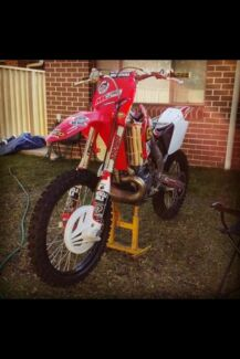 2004 CR250 San Remo Wyong Area Preview