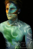 BODY PAINTING / MAQUILLAGE CORPOREL