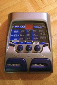 Pedal / Pédale Digitech RP100