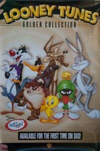THE LOONEY TOONS HANNA BARBERA GOLDEN COLLECTION