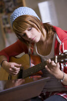BEST GUITAR LESSONS IN YOUR HOME WITH POPULAR CALGARY TEACHER