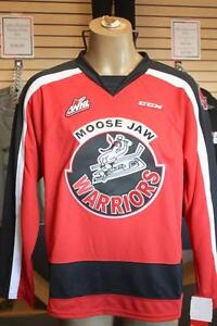 Moose Jaw Warriors 30th Anniversary Jersey