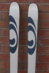 SKIS SALOMON TenEighty Mougul 180 Cm made in France with Look bi