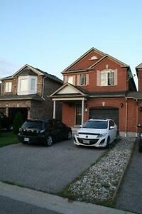 3+1 bedroom detached home with finished basement