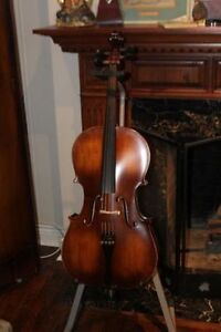1/4 size cello hand made - beautiful sound