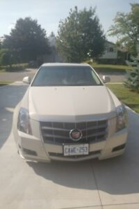 2011 CADILLAC CT S WITH LOW KM E TEST AND SAFETY$12,500.00