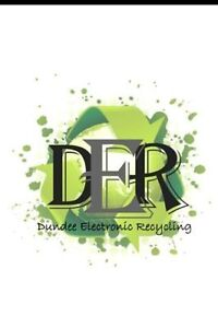 Electronic Waste Recycling, FREE Pick-Ups, CASH 4 EWASTE, $$$