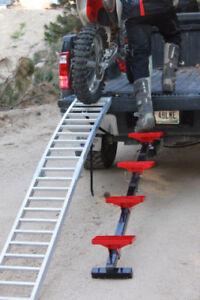 Revarc Dirt Bike Loading System- Revolutionary