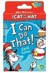 Dr. Seuss Cat in the Hat Card Game NEW London Ontario image 1