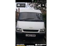 ford transit 03 plate for sale