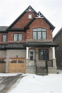 Brand New 4 Bdrm 4 Bathroom Semi-Detached Home In King City
