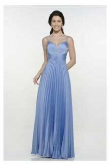 Aqua Blue Bridesmaid Dress Features Classic Empire Waist Sydney City Inner Sydney Preview