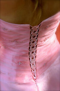 Beautiful Soft Pink Grad/ Prom Dress