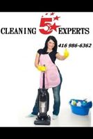 CLEANING EXPERTS -> CALL or TEXT TODAY (780) 808-1554