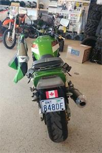 Used 2002 KAWASKI ZRX 1200 R for only $6,250.00!