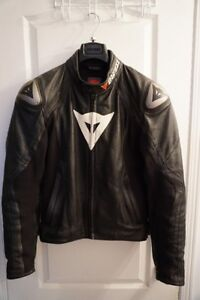 Dainese Summer Leather Jacket size 48 - fits inbetween S/M