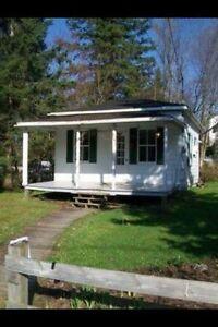 Petite maison à louer val-david