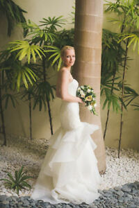 Melissa Sweet- Beautiful Strapless gown