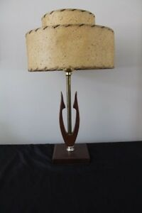 WANTED: vintage older style lamp shade