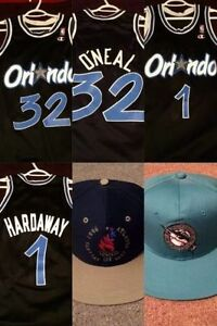 New & Vintage Clothing, Jerseys, Hats & More