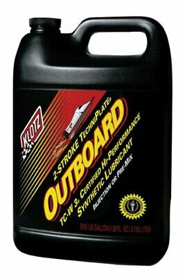 KLOTZ SYNTHETICS OUTBOARD TECHNIPLATE ESTORLIN 2 STROKE OIL KL-333