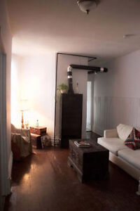 Summer Sublet - Beautiful MTL Plateau