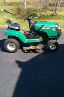 2003 Weed Eater lawn tractor