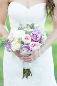 Wedding Ceremony, Reception and Bridal Bouquets