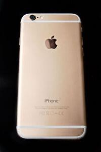 Apple iPhone 6 - 16GB - Gold (Bell) Smartphone Oakville / Halton Region Toronto (GTA) image 2