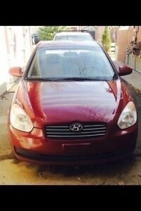 2009 Hyundai Accent - Certified and E-tested