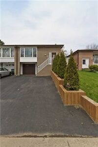 Semi Detached Mississauga Clarkson Home With Super Renovations!