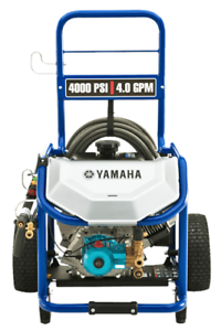 YAMAHA PRESSURE WASHER PW4040 2018