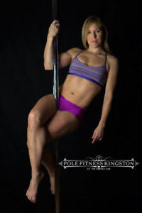 Get a TOTAL BODY Workout ($5) with Pole Fitness Kingston! Kingston Kingston Area image 7