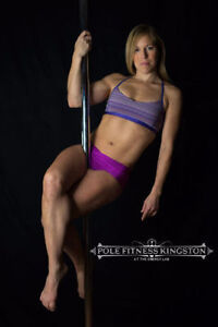 Get a TOTAL BODY Workout with Pole Fitness Kingston! Kingston Kingston Area image 3