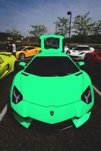 CAR WRAP (SUPER CARS!!!) Oakville / Halton Region Toronto (GTA) image 1
