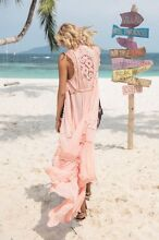 WANTED: Spell Isla Bonita Embroidered Duster Dress in Peach - XS Newcastle Newcastle Area Preview