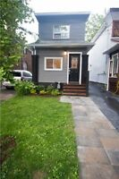 Basement apartment for rent in Leslieville starting End of Oct
