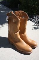 Canada West Boots - Brand new, steel toe Size 12