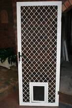 ALUMINIUM SECURITY WIRE DOOR Heathcote Sutherland Area Preview