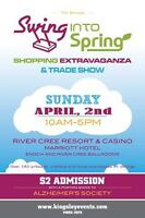 7th Annual Swing into Spring Shopping Extravaganza